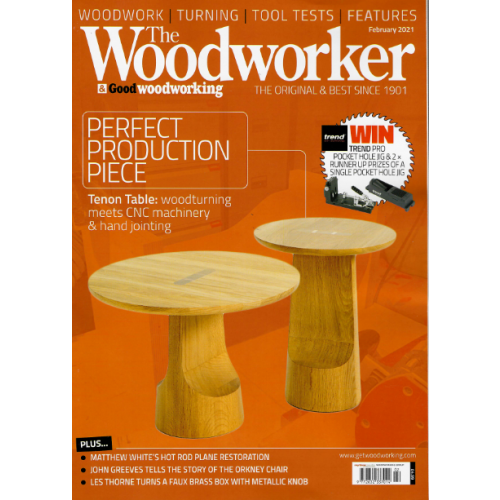 The Woodworker - February 2021