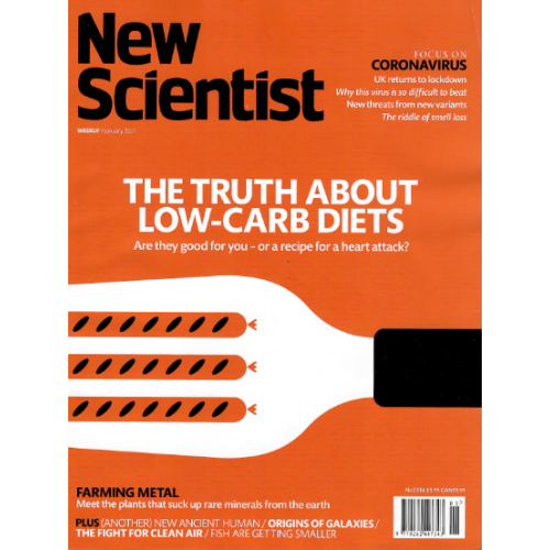 New Scientist Magazine - 9th January 2021