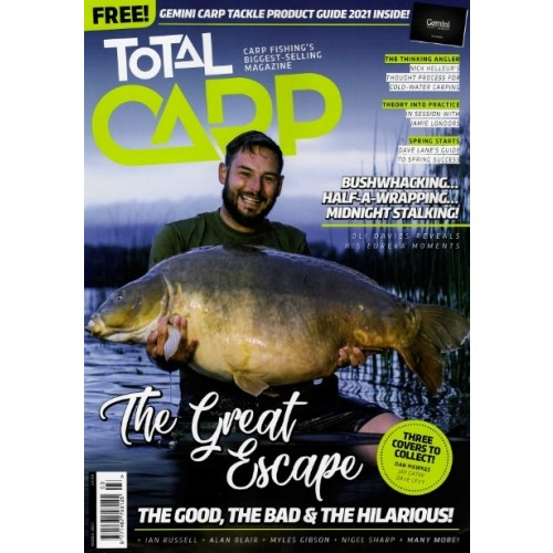 Total Carp - March 2021
