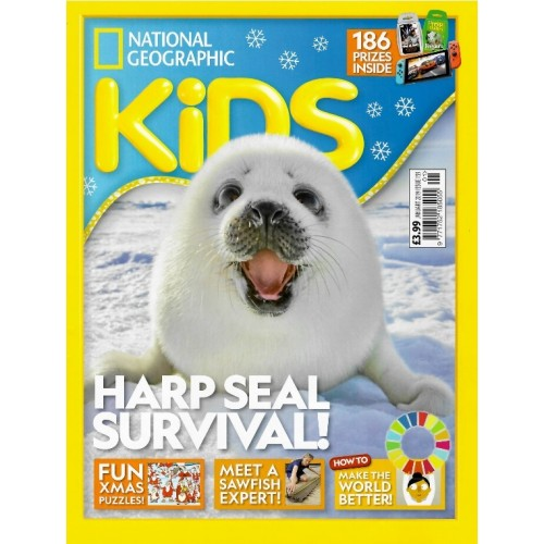 National Geographic Kids - January 2019 - 159