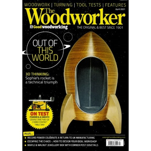 The Woodworker - April 2021