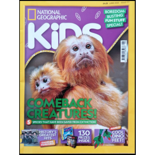 National Geographic Kids - June 2020 -177