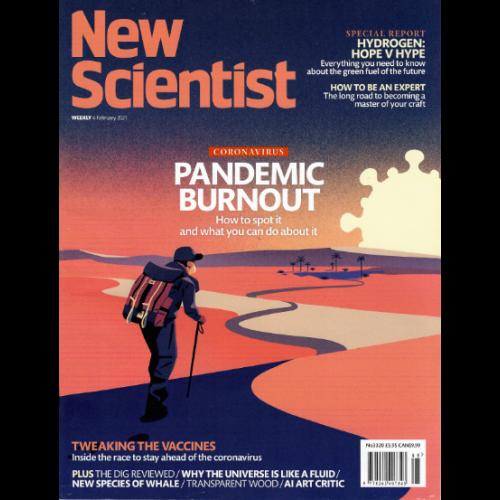 New Scientist Magazine - 6th February 2021
