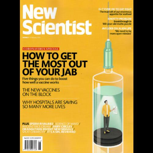 New Scientist Magazine - 13th February 2021