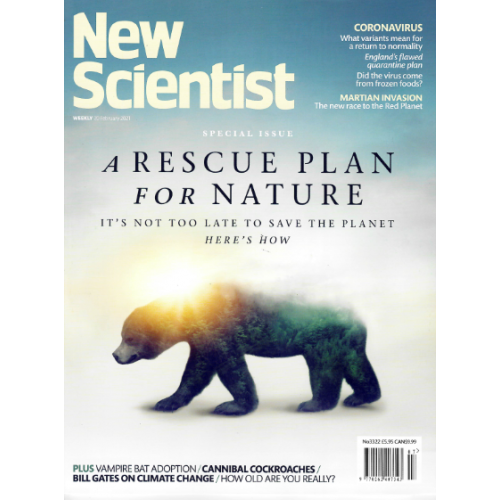 New Scientist Magazine - 20th February 2021