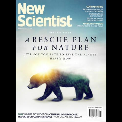 New Scientist Magazine - 20th February 2021