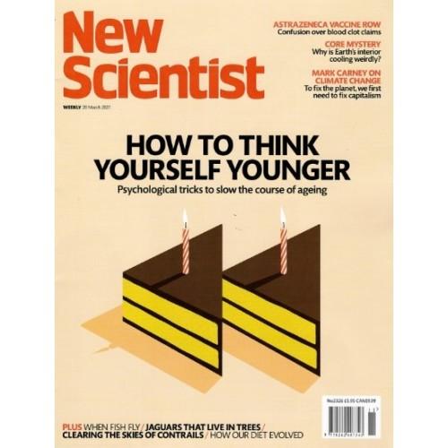 New Scientist Magazine - 20th March 2021