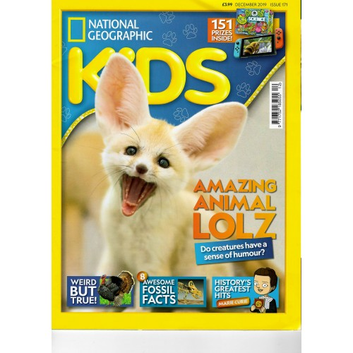 National Geographic Kids - December 2019 - 171