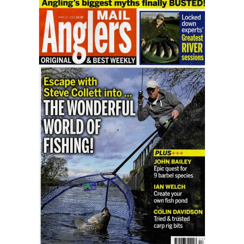 Anglers Mail - 21st April 2020