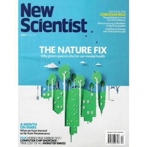 New Scientist Magazine - 27th March 2021