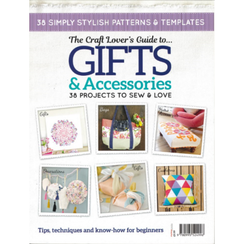 Craft Lovers Guide to Gifts & Accessories