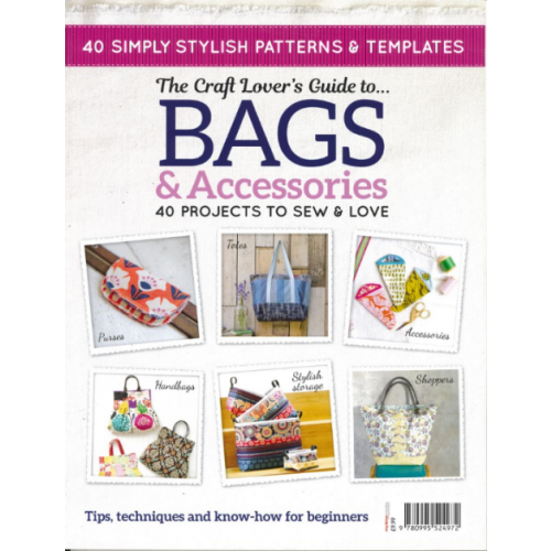 Craft Lovers Guide To Bags