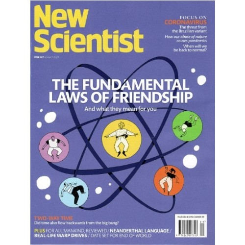 New Scientist Magazine - 6th March 2021