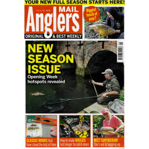Anglers Mail - 16th June 2020