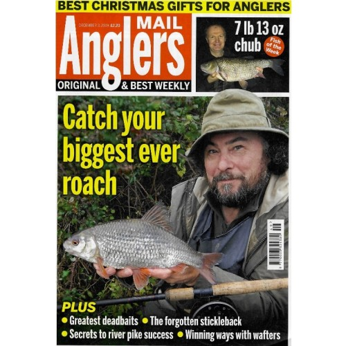 Anglers Mail - 3rd December