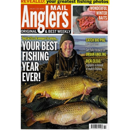 Anglers Mail - 7th January 2020