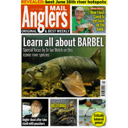 Anglers Mail - 9th June 2020