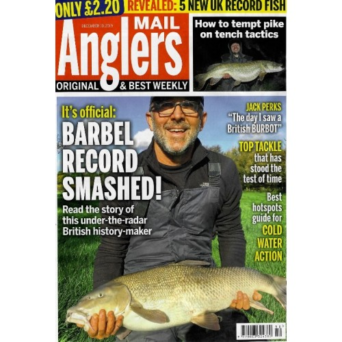Anglers Mail - 10th December