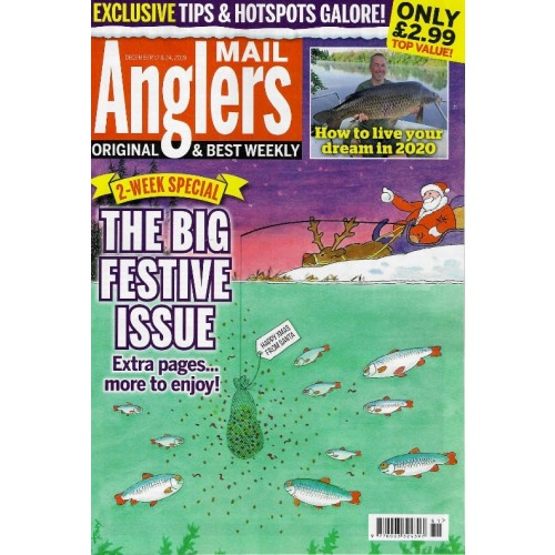 Anglers Mail - 17th - 24th December