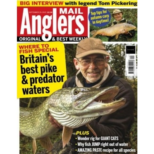Anglers Mail - 29th September 2020