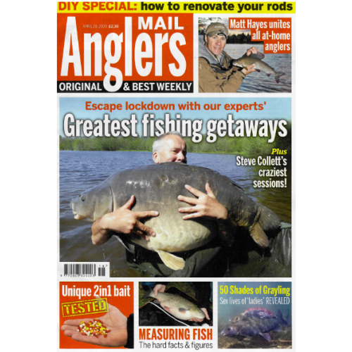 Anglers Mail - 28th April 2020