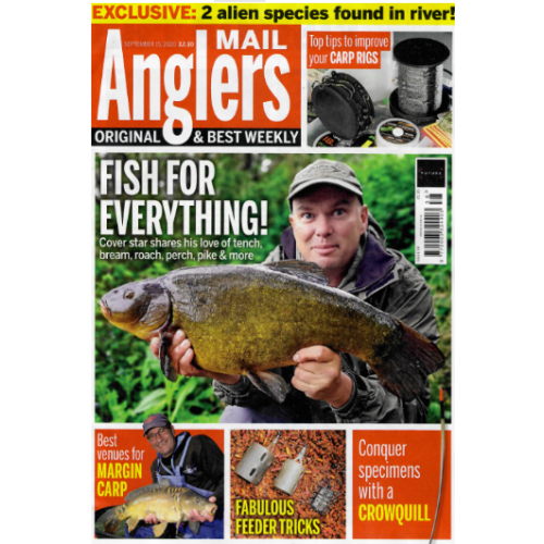 Anglers Mail - 15th September 2020