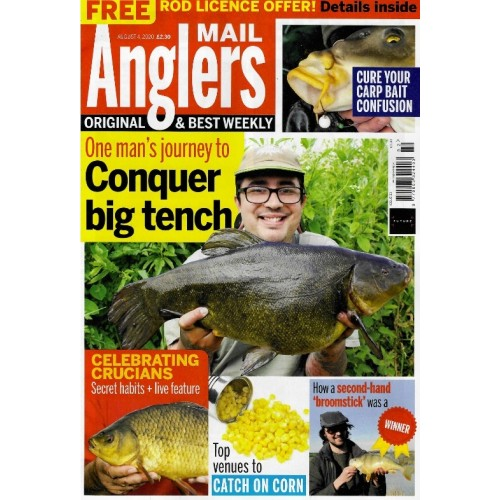 Anglers Mail - 4th August 2020