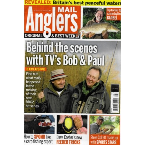 Anglers Mail - 25th August 2020