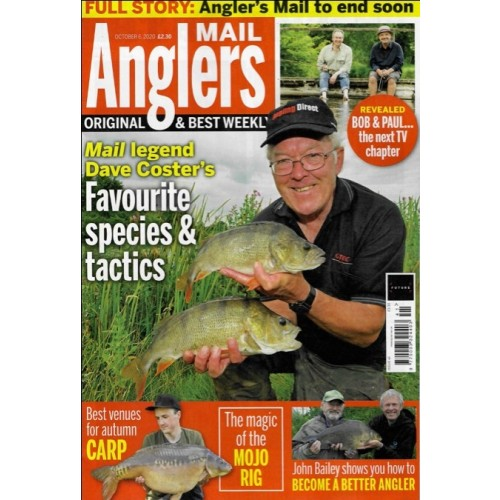 Anglers Mail - 6th October 2020