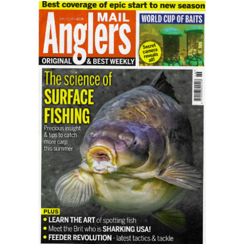 Anglers Mail - 23rd June 2020