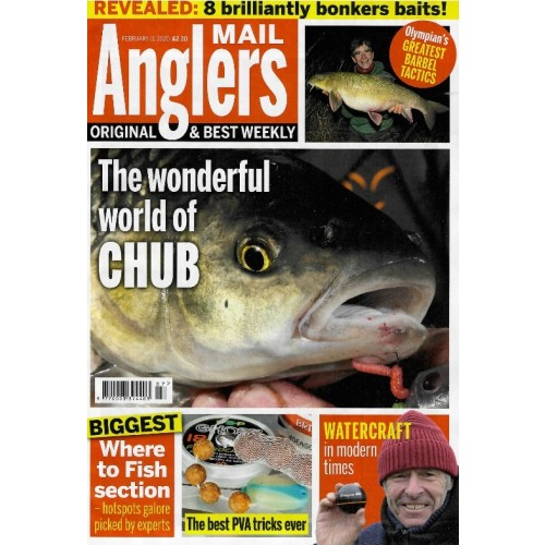 Anglers Mail - 11th February 2020