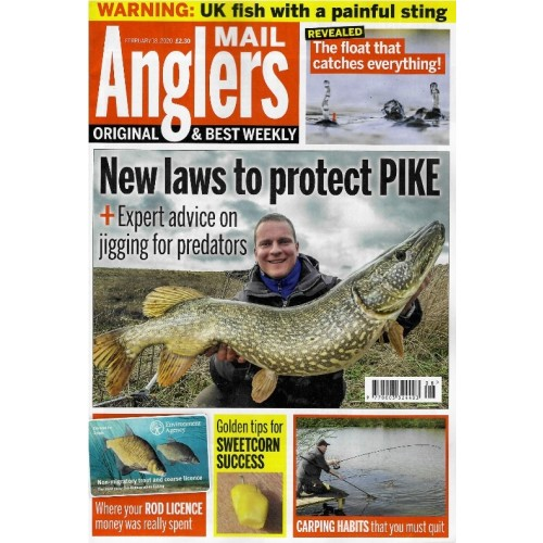 Anglers Mail - 18th February 2020