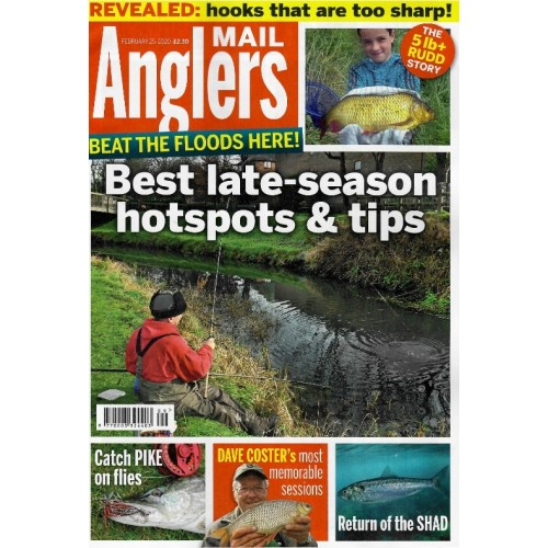 Anglers Mail - 25th February 2020