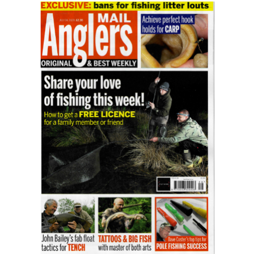 Anglers Mail - 14th July 2020