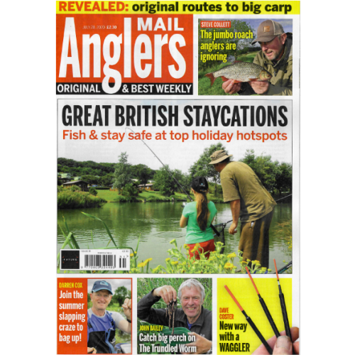 Anglers Mail - 28th July 2020