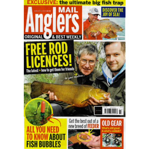 Anglers Mail - 11th August 2020