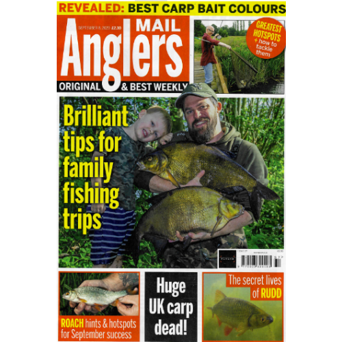 Anglers Mail - 8th September 2020