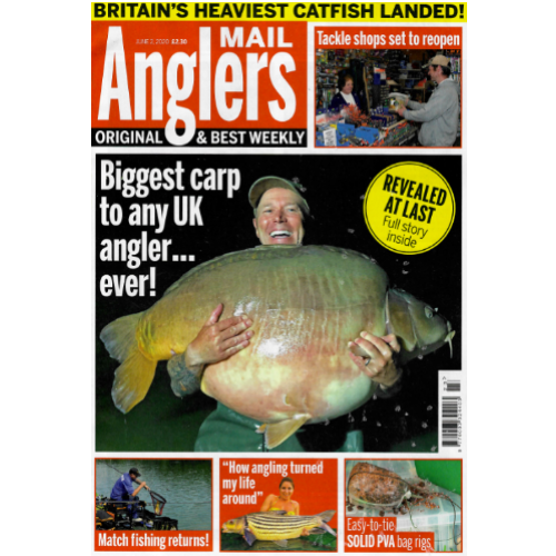 Anglers Mail - 2nd June 2020