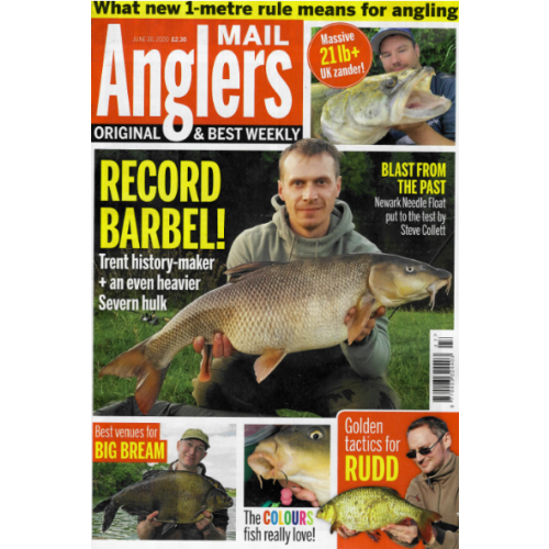 Anglers Mail - 30th June 2020