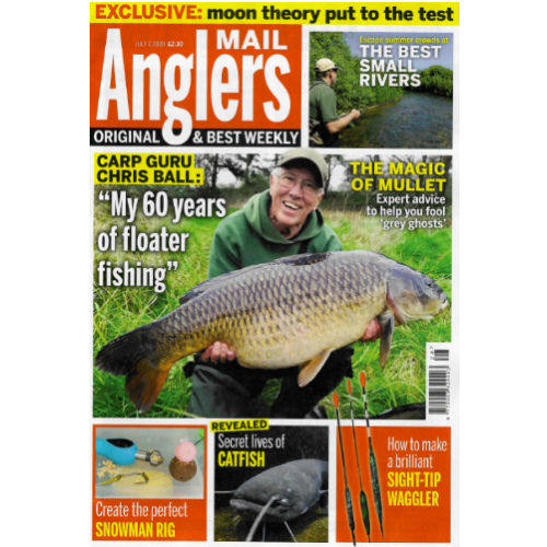 Anglers Mail - 7th July 2020