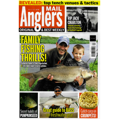 Anglers Mail - 21st July 2020