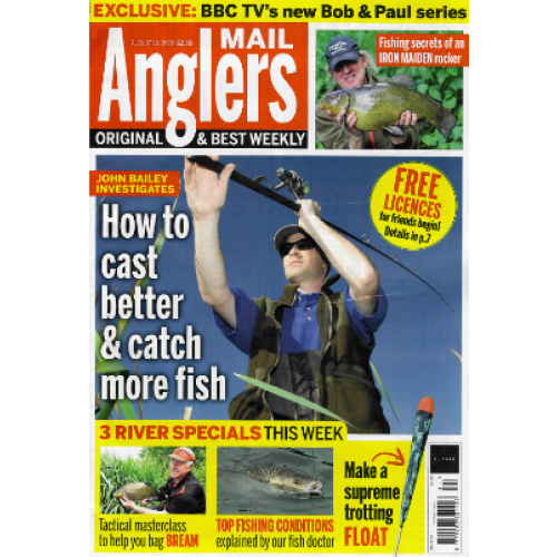 Anglers Mail - 18th August 2020