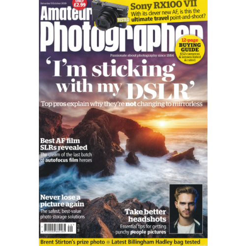 Amateur Photographer - 5th October 2019