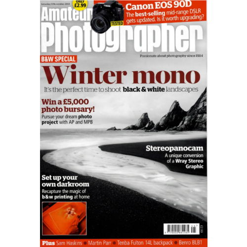 Amateur Photographer - 9th November 2019