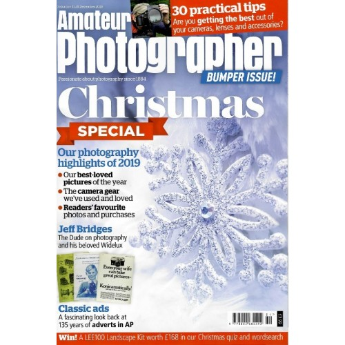 Amateur Photographer -21st - 28th December 2019