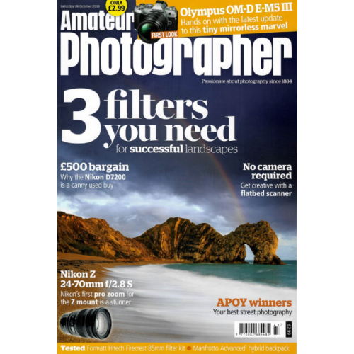 Amateur Photographer - 26th October 2019