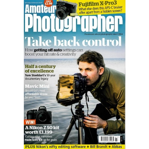 Amateur Photographer -15th February 2020