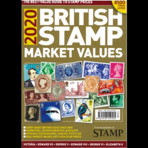 British Stamp Market Values - 2020