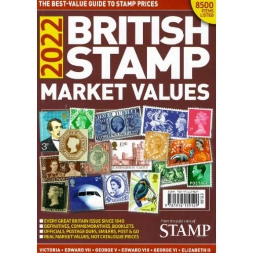 British Stamp Market Values - 2022