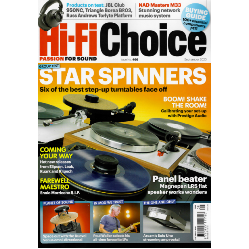 Hi-Fi Choice - September 2020 - (466)